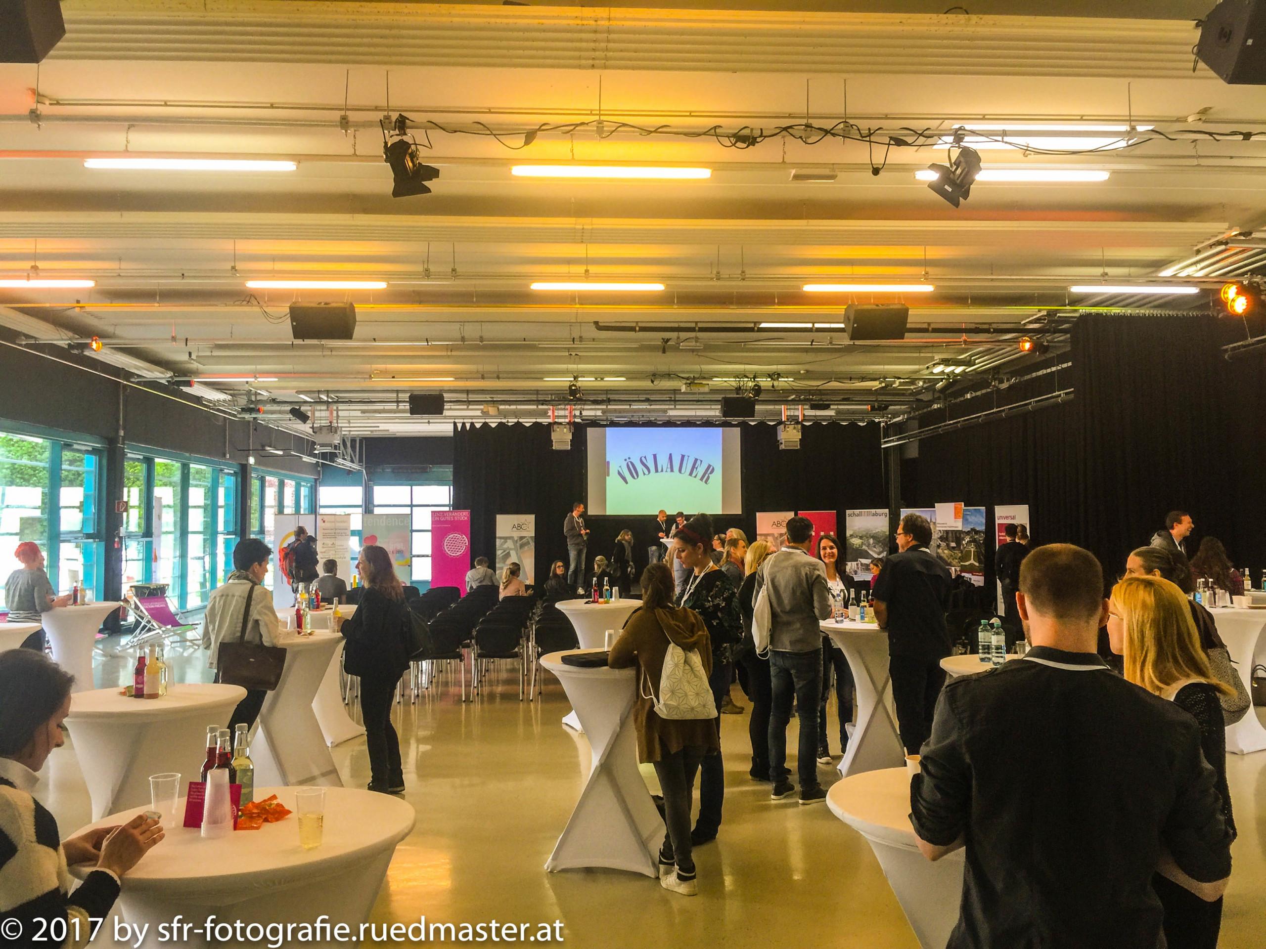 Auf der Bloggerkonferenz abcStar 2017