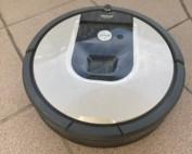 staaubsaugerroboter iRobot 966