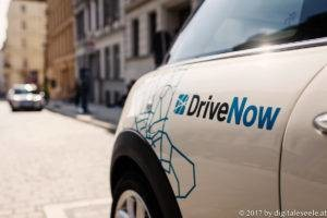DriveNow - Ein Kurztest