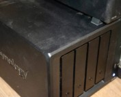 Synology DS420+ auf digitaleseele.at